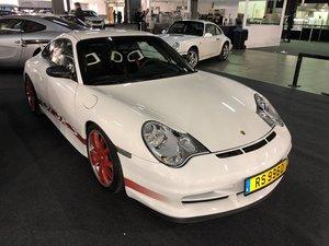 2005 rare 996 GT3 RS