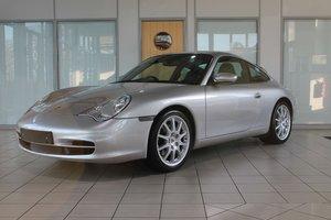 2002 Porsche 911 (996) 3.6 Carrera 2 Coupe Manual For Sale