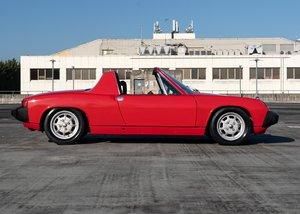 1975 Porsche 914 (1.8 litre) For Sale by Auction