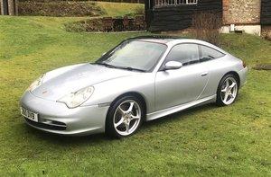 2002 Porsche 911 (996) Targa 3.6 Manual
