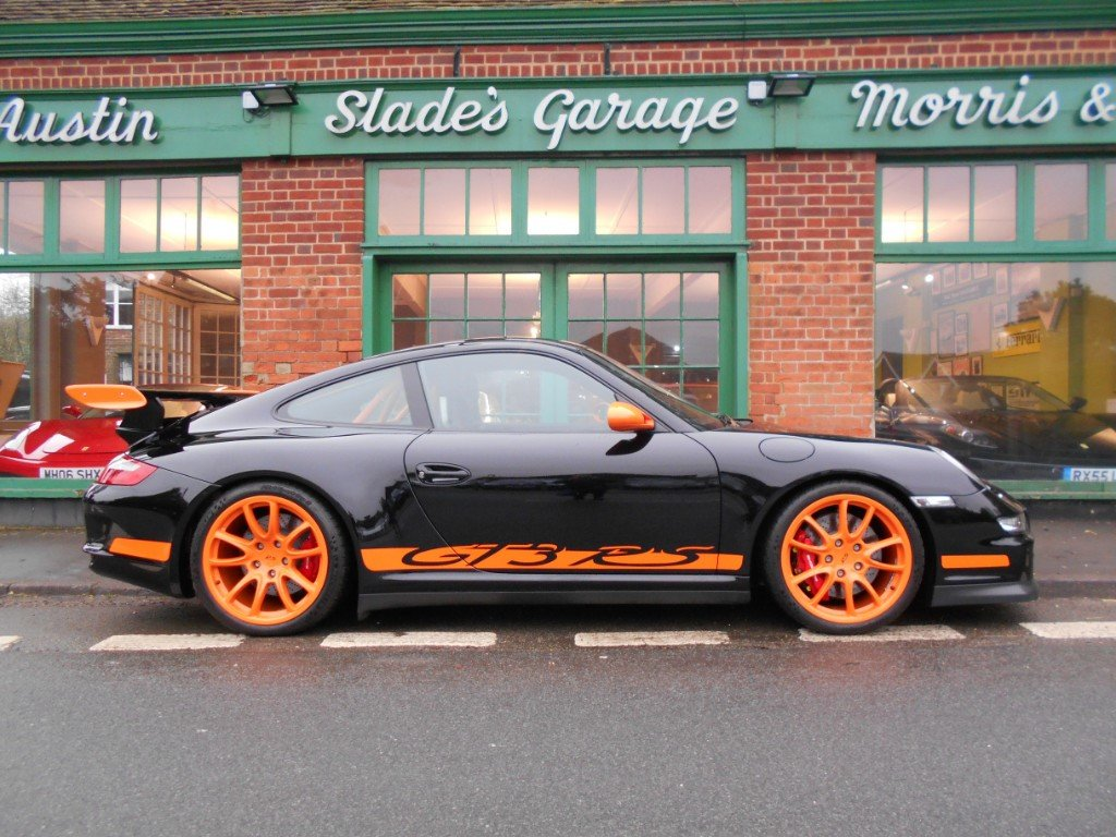 2007 Porsche 911 GT3 RS For Sale (picture 1 of 4)