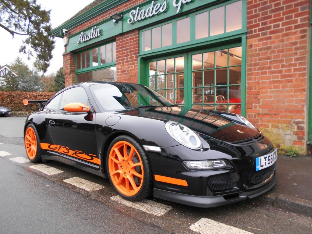 2007 Porsche 911 GT3 RS For Sale (picture 2 of 4)