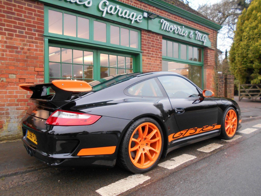 2007 Porsche 911 GT3 RS For Sale (picture 3 of 4)