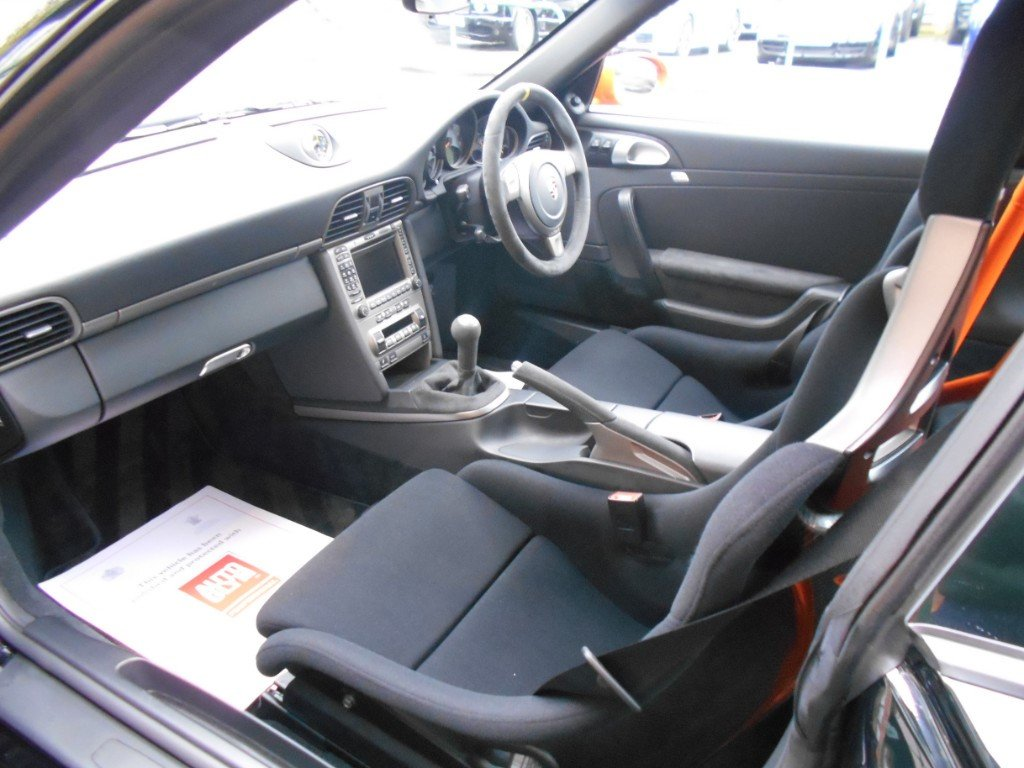 2007 Porsche 911 GT3 RS For Sale (picture 4 of 4)