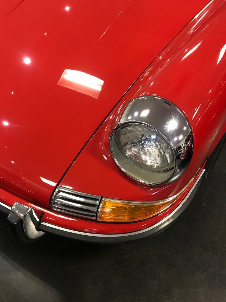 1971 Porsche 911T Coupe Correct Red driver coming soon+ more For Sale (picture 1 of 5)