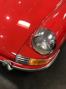 1971 Porsche 911T Coupe Correct Red driver coming soon+ more For Sale