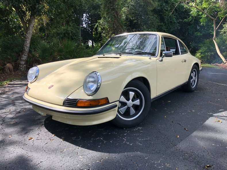1971 Porsche 911T Coupe Correct Red driver coming soon+ more For Sale (picture 4 of 5)