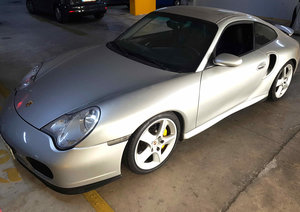 Porsche 911 (996) turbo S   Manual  Lhd