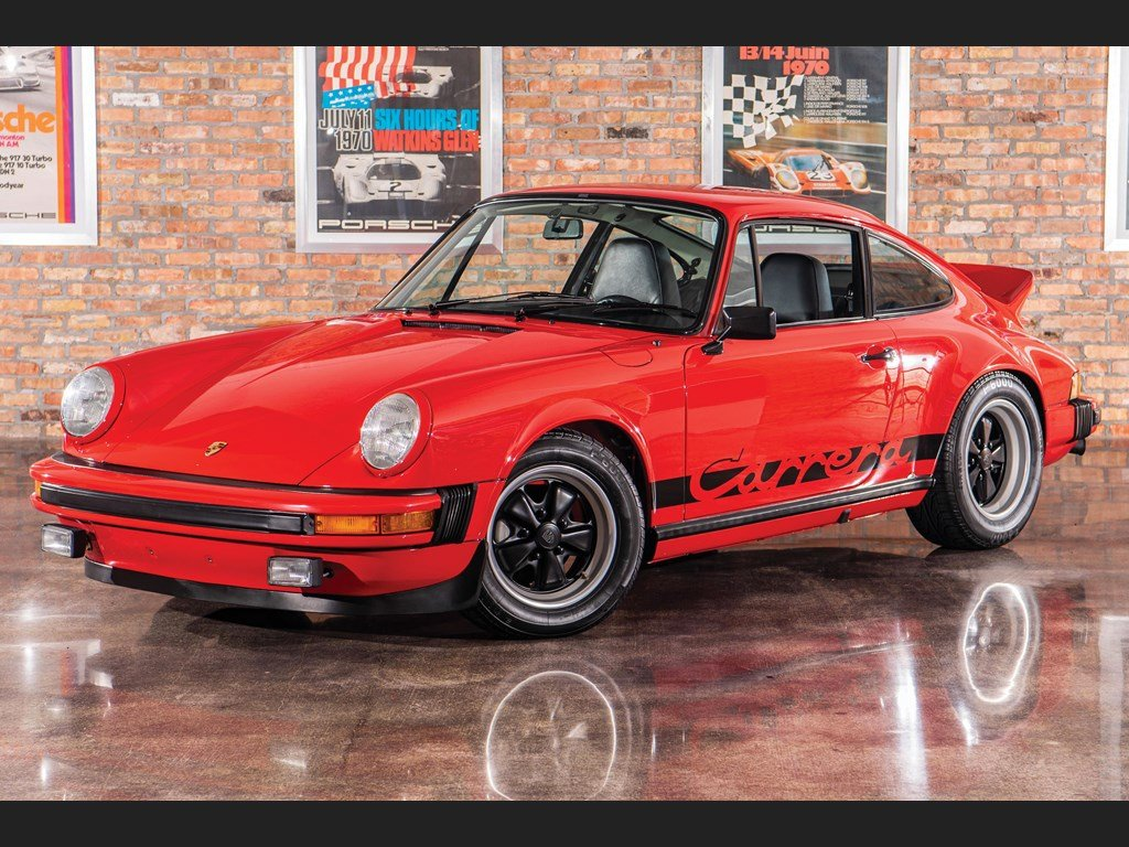 1974 Porsche 911 Carrera Coupe  For Sale by Auction (picture 1 of 6)