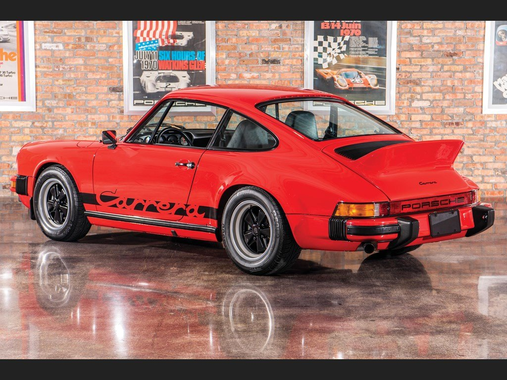 1974 Porsche 911 Carrera Coupe  For Sale by Auction (picture 2 of 6)