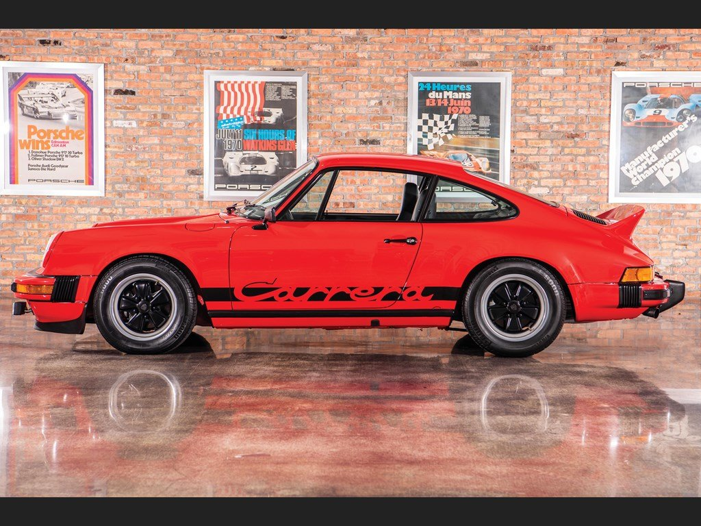 1974 Porsche 911 Carrera Coupe  For Sale by Auction (picture 5 of 6)