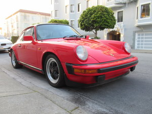 1980 Porsche 911SC Euro Coupe - Rare Pasha Interior For Sale