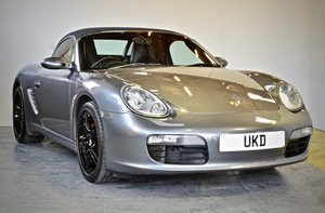 Picture of PORSCHE BOXSTER 2.7 987 2006 METEOR GREY CONVERTIBLE SOLD