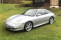 2002 PORSCHE 911 (996) TARGA 3.6 MANUAL