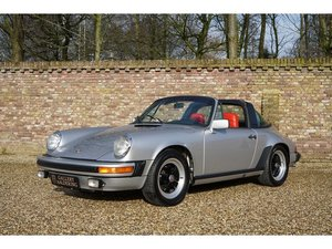 1980 Porsche 911 SC Targa superb original condition with 109.000