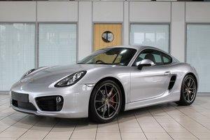 2013 Porsche Cayman (981) 3.4 S PDK For Sale