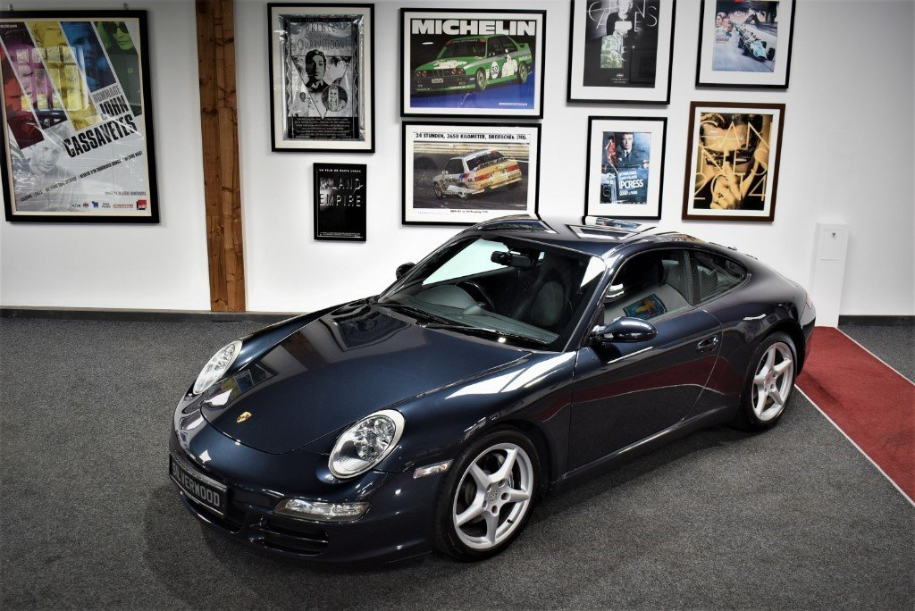 2004 Porsche 911 CARRERA 2 For Sale (picture 1 of 6)