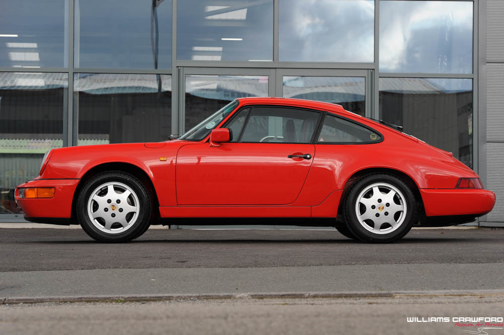 1990 RESERVED - Porsche 964 Carrera 4 manual coupe For Sale (picture 2 of 6)