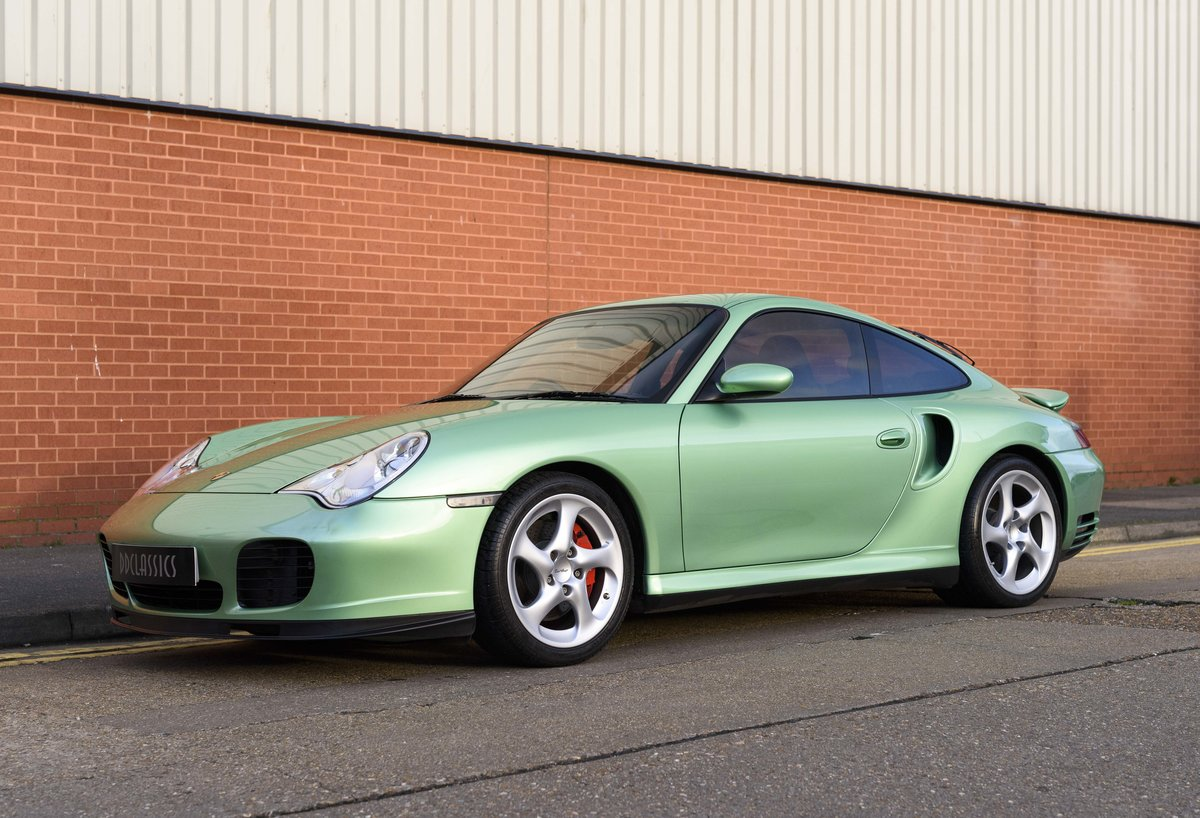 2002 Porsche 911 996 Turbo (RHD) For Sale (picture 1 of 24)