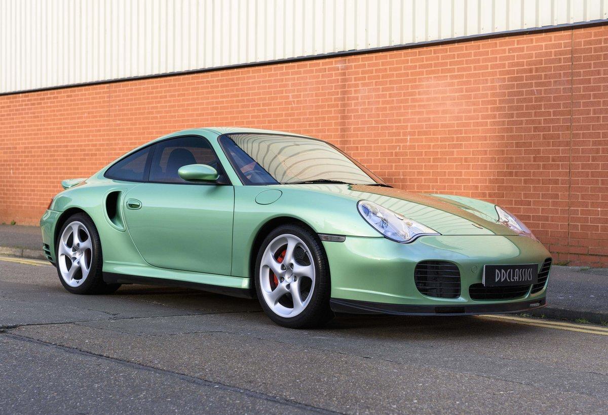 2002 Porsche 911 996 Turbo (RHD) For Sale (picture 2 of 24)