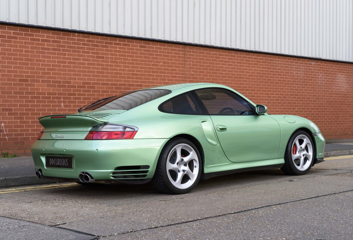 2002 Porsche 911 996 Turbo (RHD) For Sale (picture 3 of 24)