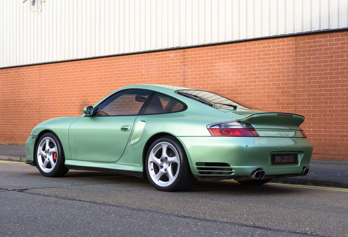 2002 Porsche 911 996 Turbo (RHD) For Sale (picture 4 of 24)