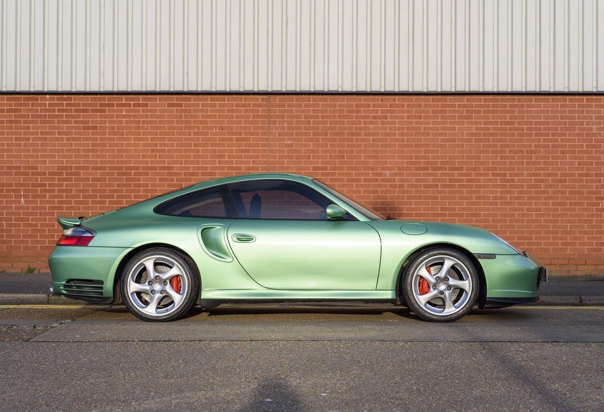 2002 Porsche 911 996 Turbo (RHD) For Sale (picture 5 of 24)