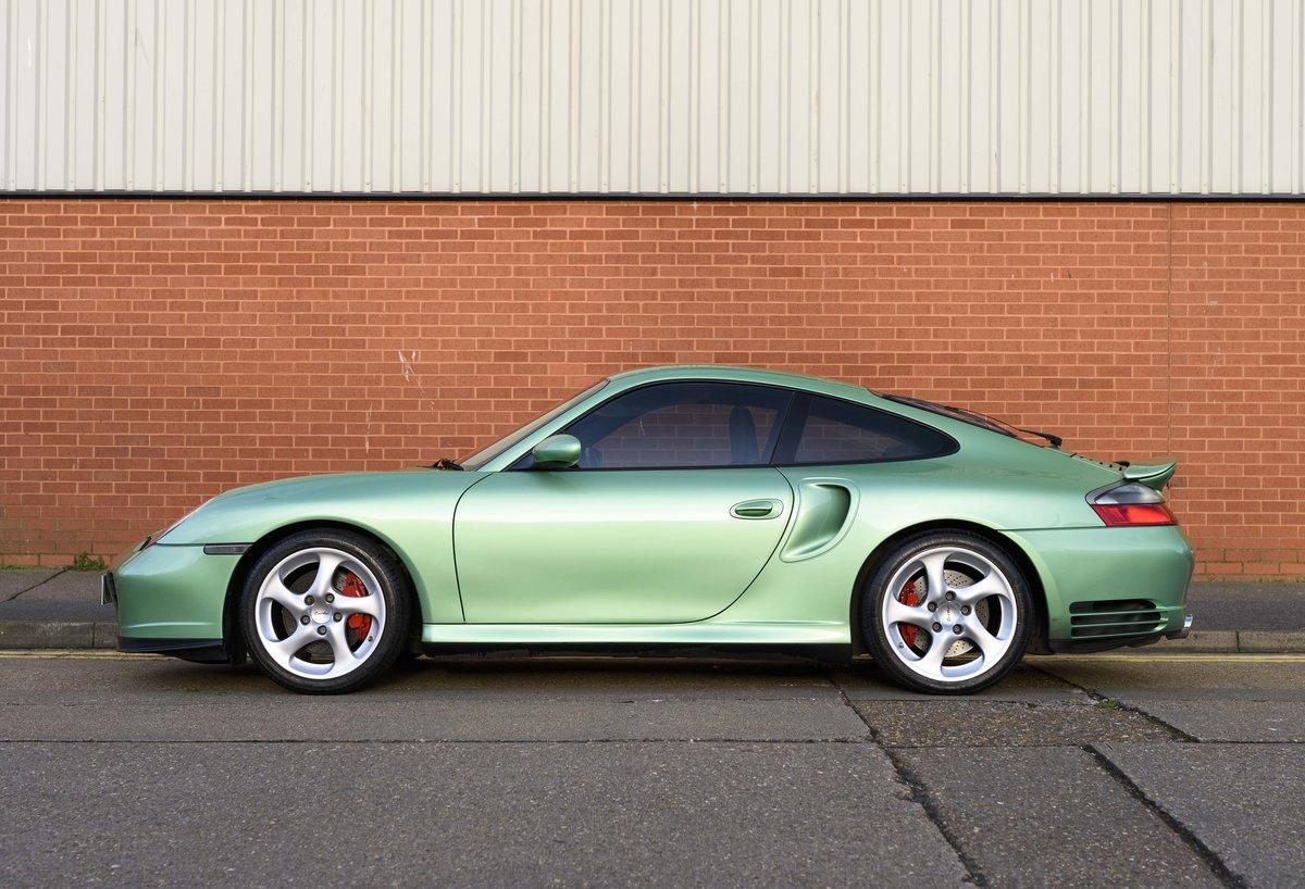 2002 Porsche 911 996 Turbo (RHD) For Sale (picture 6 of 24)