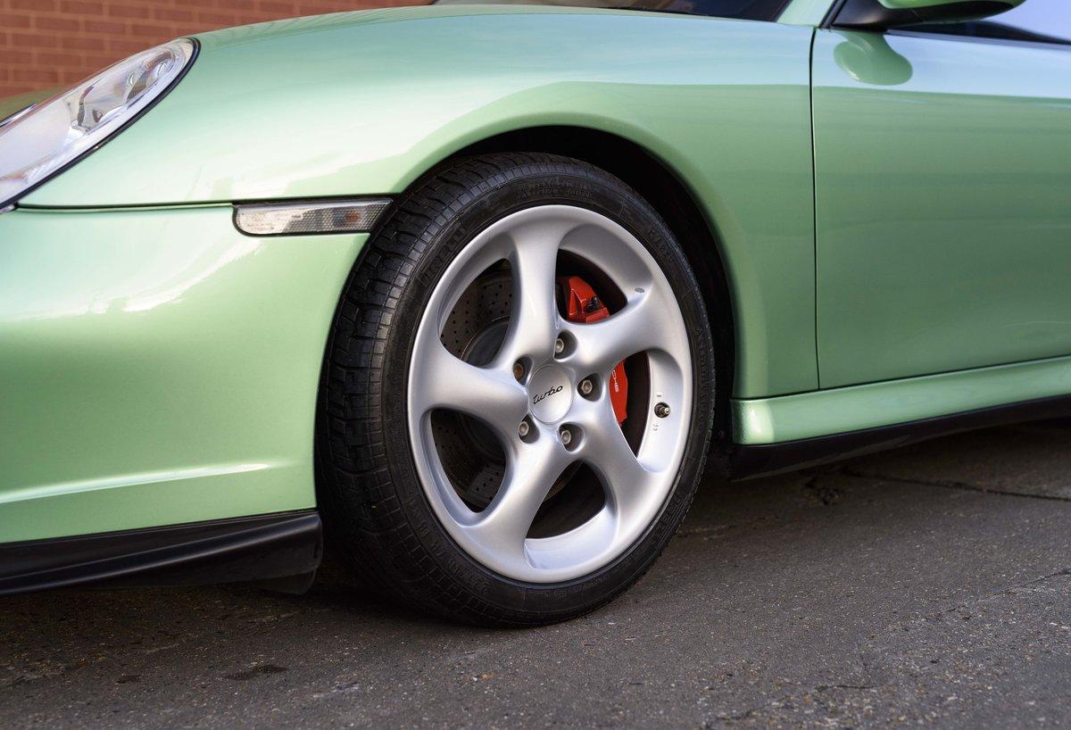 2002 Porsche 911 996 Turbo (RHD) For Sale (picture 10 of 24)