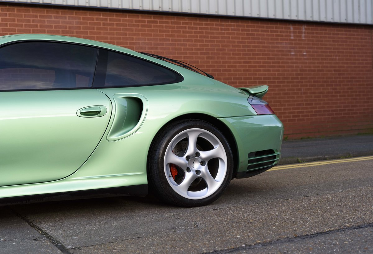 2002 Porsche 911 996 Turbo (RHD) For Sale (picture 11 of 24)