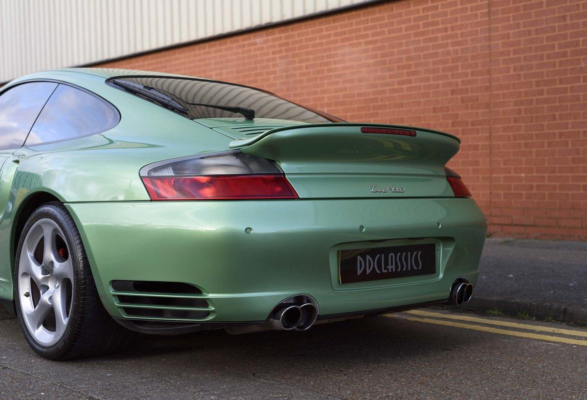 2002 Porsche 911 996 Turbo (RHD) For Sale (picture 13 of 24)