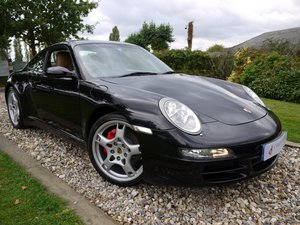 2007 Porsche 911 Carrera 4S 6 Speed Manual 997 Coupe