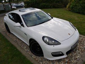 2011 Porsche Panamera 1 Owner Full Porsche History For Sale