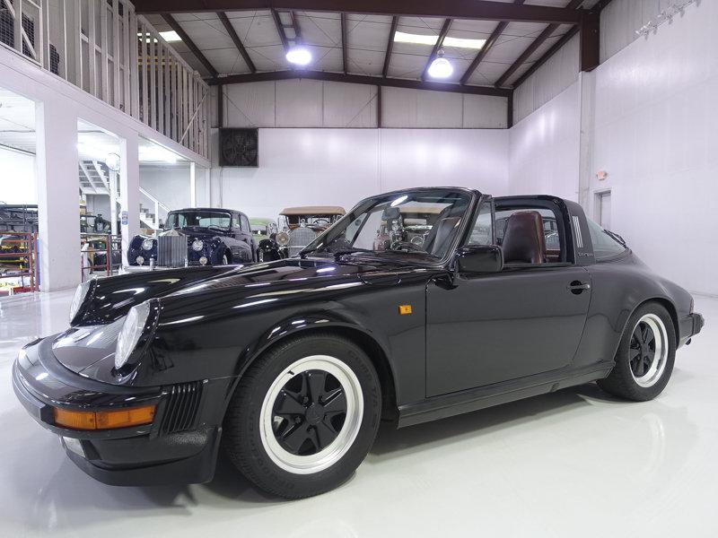 1985 Porsche 911 Carrera Targa For Sale (picture 1 of 6)