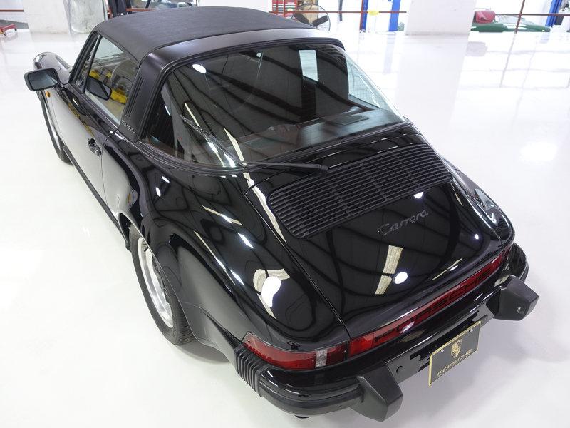 1985 Porsche 911 Carrera Targa For Sale (picture 4 of 6)
