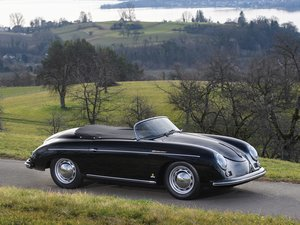 1955 Porsche 356 Speedster by Reutter