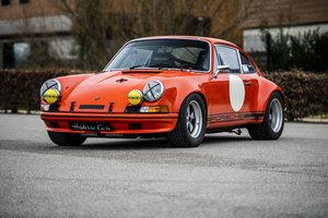 1973 PORSCHE 911 2,4S in 2,5 S/T FIA Specs
