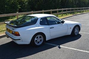 1986 Porsche 944 Auto for Auction 27th March