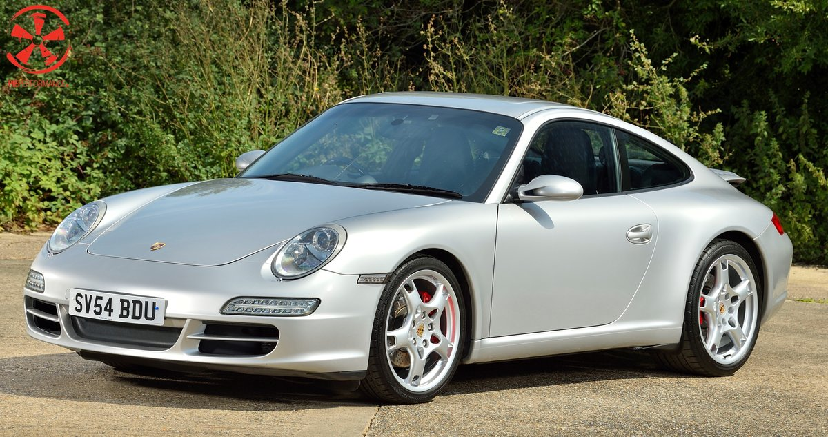 2005 Porsche 997 Carrera S 3.8 Manual with recent rebuilt engine SOLD (picture 1 of 6)