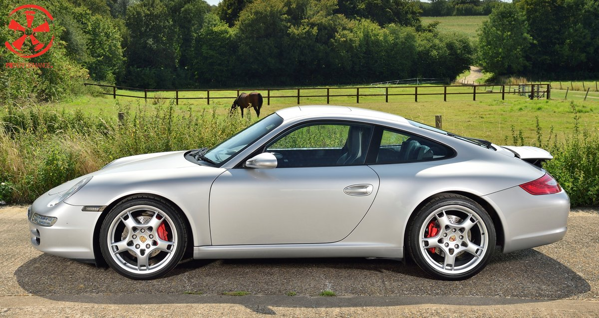 2005 Porsche 997 Carrera S 3.8 Manual with recent rebuilt engine SOLD (picture 2 of 6)
