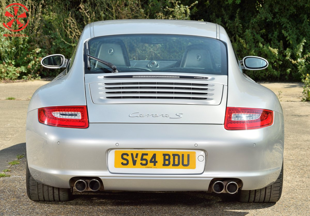 2005 Porsche 997 Carrera S 3.8 Manual with recent rebuilt engine SOLD (picture 4 of 6)