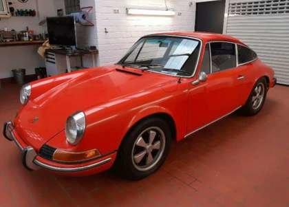 1969 Porsche 912 Blood Orange 1968 LWB For Sale (picture 2 of 6)