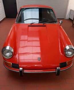 1969 Porsche 912 Blood Orange 1968 LWB For Sale (picture 3 of 6)