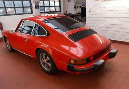 1969 Porsche 912 Blood Orange 1968 LWB For Sale (picture 5 of 6)