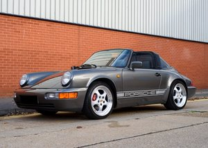 1990 Porsche 911 Carrera 2 Targa For Sale by Auction