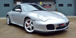 2002 Porsche 911 3.6 Carrera 4 S Tiptronic Coupe  For Sale