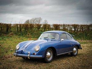 1956 Porsche 356 A 1600 Coup by Reutter