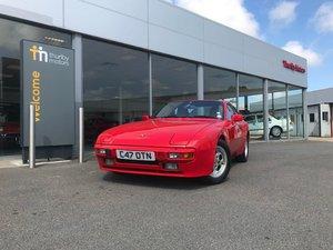 1986 Porsche 944 Lux For Sale