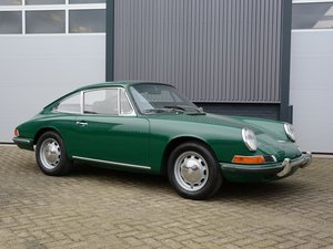 1967 Porsche 912 with sunroof! For Sale
