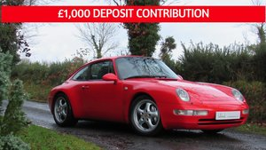 Picture of 1997 Porsche 993 Carrera 4 ** REDUCED PRICE ** For Sale